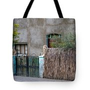 Artistic Entry Tote Bag