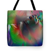 Artistic Frost Tote Bag