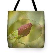 Artistic Hibiscus 2015-1 Tote Bag