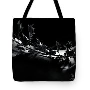 Artistic Nude Abstract Closeup Of A Thorny Holly Tree Branch On  Tote Bag