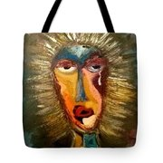 Artistic Sadness Tote Bag