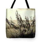 Artistic - Sea - Oats Tote Bag