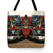 Artistry Abounds Tote Bag