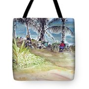 Artists By The Sea Tote Bag