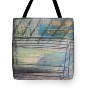 Artists' Cemetery Tote Bag