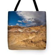 Artists Drive, Death Valley Tote Bag