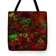 Artists Foliage Tote Bag