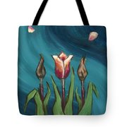 Artists In Bloom Tote Bag by Brandy Woods