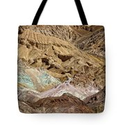 Artist's Palette Tote Bag