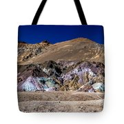 Artists Pallete Tote Bag