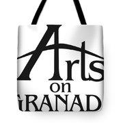 Arts On Granada Tote Bag