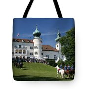 Artstetten Castle In June Tote Bag
