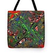 Artwork Ovoid Tote Bag
