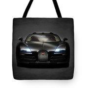 Bugatti Veyron Tote Bag