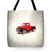 Mercury M47 1948 Tote Bag