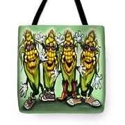 Corn Party Tote Bag