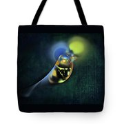 Horus Egyptian God Of The Sky Tote Bag by Menega Sabidussi