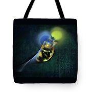Horus Egyptian God Of The Sky Tote Bag