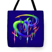 Sinful  Tote Bag