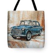 1960 Fiat 1100 103 H Tote Bag