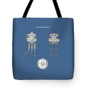 Star Wars - Droid Patent Tote Bag