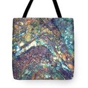 Ocean Waves 008 Tote Bag