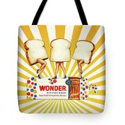 Wonder Women Tote Bag