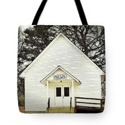 Little River Baptist Church Tote Bag