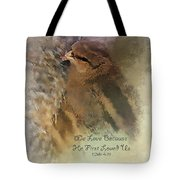 We Are Family - Verse Tote Bag