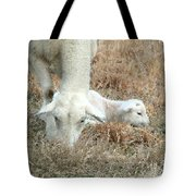 L Is For Lamb Tote Bag