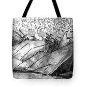 Cold And Broken Tote Bag
