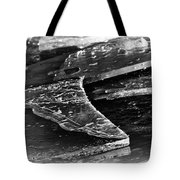 Broken Sheets Of Ice Tote Bag