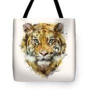 Tiger // Strength Tote Bag