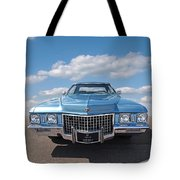 Seventies Superstar - '71 Cadillac Tote Bag