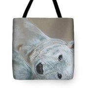Arctic Frolic Tote Bag