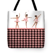 Ballet Is My Life Tote Bag