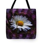 Dainty Daisy Tote Bag