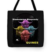 Moohemian Rhapsody Tote Bag