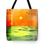 Christopher Columbus 1492 Tote Bag by Phil Perkins
