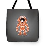 Monkey Crisis On Mars Tote Bag