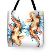 Koi Fish I Tote Bag