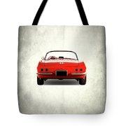 The 62 Corvette Tote Bag