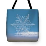 Cloud Number Nine, Panoramic Version Tote Bag