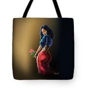 Wild Rose Tote Bag