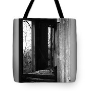 Echoes - Monochrome Version Tote Bag