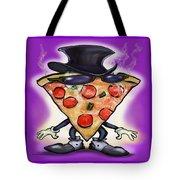 Classy Pizza Tote Bag