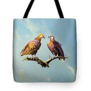 Madagascar Fish Eagle  Tote Bag
