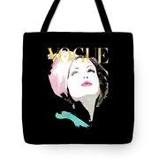 Vogue 3 Tote Bag