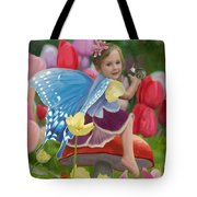 Spring Fairy Tote Bag
