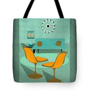 Room For Conversation Tote Bag